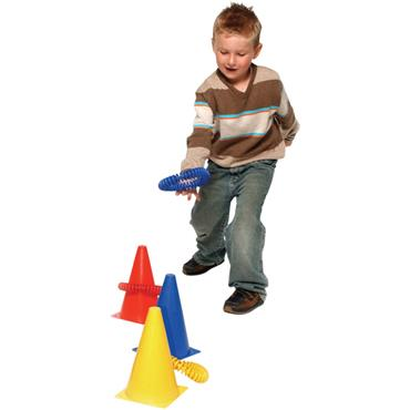 Playm8(Set Of 6) 23Cm Mini Cones