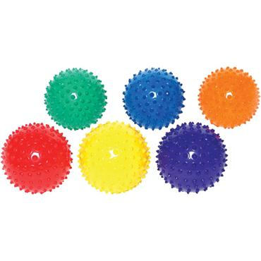 Playm8 (Set Of 6) 20Cm Bump Balls
