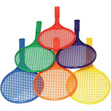 Playm8 (Set Of 6) Mini Tennis Rackets