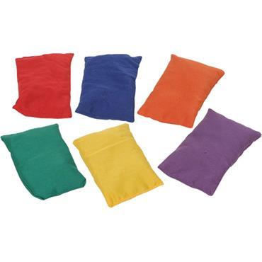Playm8 (Set Of 6) Bean Bags