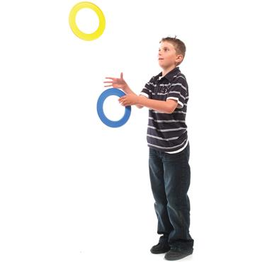Playm8 (Set Of 6) Juggling Rings