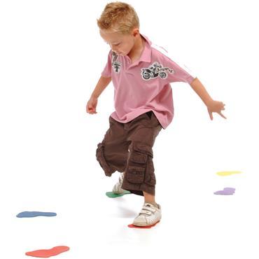 Playm8(Set Of 6) Marking Feet