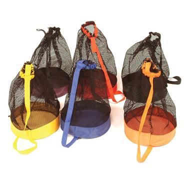Playm8 (Set Of 6) Drawstring Storage Bag