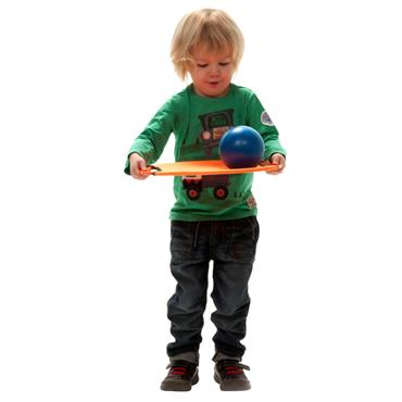 First-play Paddle Hoop