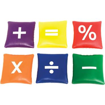 PLAYM8® SYMBOL BEANBAGS
