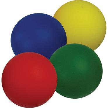 Tuftex Coated Foam Balls 7cm (Pack of 4)