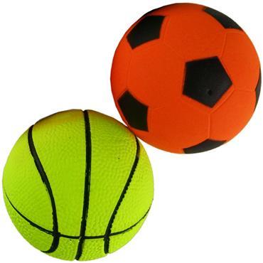 Neon Sponge Ball Sport Design