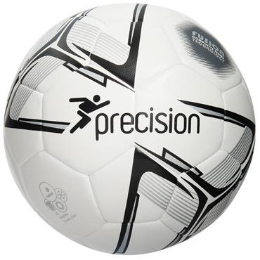 Precision Fusion Rotario Match Football | Size 5