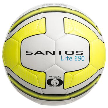Precision Santos Lite Training Ball - 290g (Ages u6 - u8)