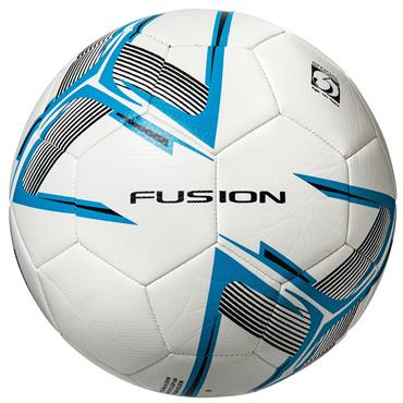 Precision Fusion Training Ball (White/Blue) | Size 5