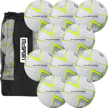 Precision Fusion Lite 320g Training Ball (10pk + Free Bag) | Size 5