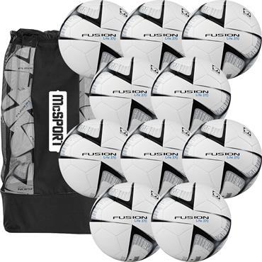 Precision Fusion Lite 370g Training Ball (10pk + Free Bag) | Size 5