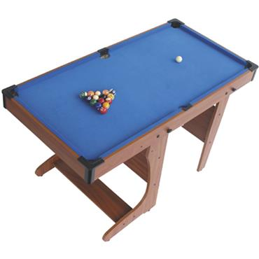 BCE 6ft Economic Folding Pool Table - Clifton