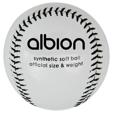 Albion Synthetic Softball Ball