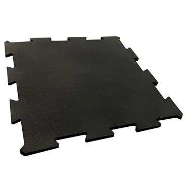 Inter-locking Rubber Flooring Tile | 1M x 1M x 20MM
