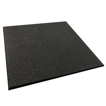Rubber Flooring Tile | 1M x 1M x 15MM