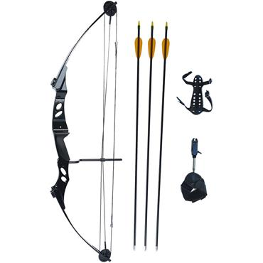 Petron Stealth Adult Compound Bow Kit (RH Only)
