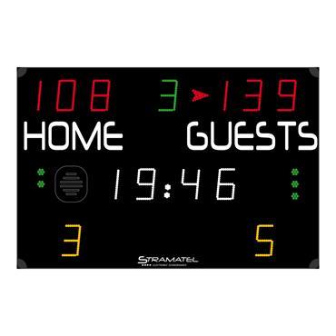 Sport Alpha Multi-Sport Scoreboard