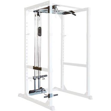Bodymax Lat/Low Pulley Attachment for CF475 Power Rack