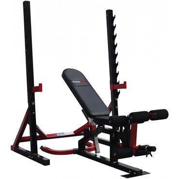 Bodymax CF516 Elite 3 in 1 Rack System