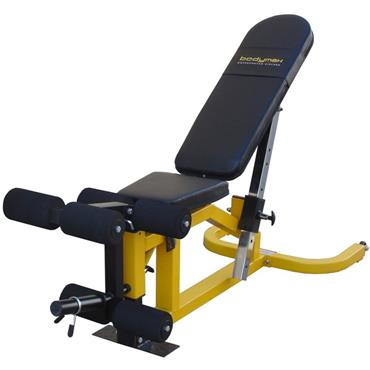 Bodymax CF510 Elite FID Utility Bench