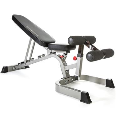 Bodycraft F602 Deluxe Flat/Incline/Decline Bench