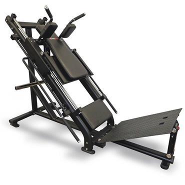 Bodymax Commercial Leg Press / Hack Squat