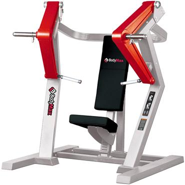 Bodymax Platinum Commercial ISO Lever Chest Press