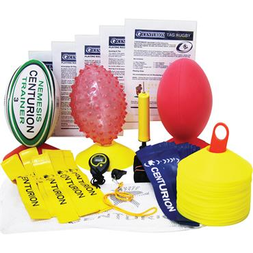 First-Play Tag Rugby Development Kit