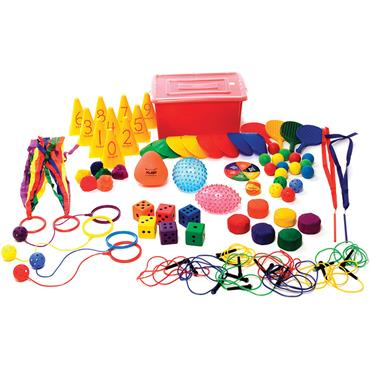 First-Play Multi-Coloured Play Kit
