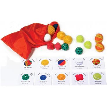 First-Play Tactile Ball Pack | (20 Ball Pack)