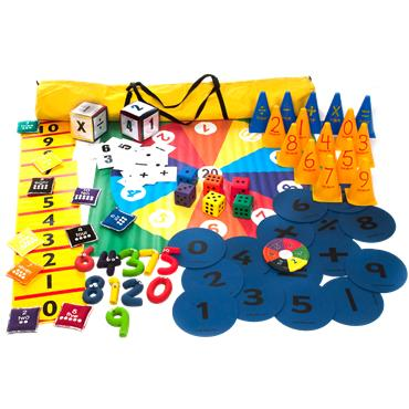 FIRST-PLAY® MEGA MATHS PACK