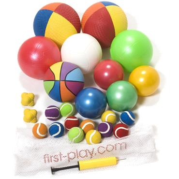 First-play Playtime Activity Ball Pack | (24 Pack)