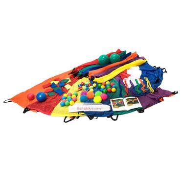 First-play Mega Parachute Pack