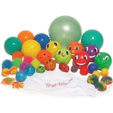 First-Play Multi-Sensory Ball Pack | (36 Ball Pack)