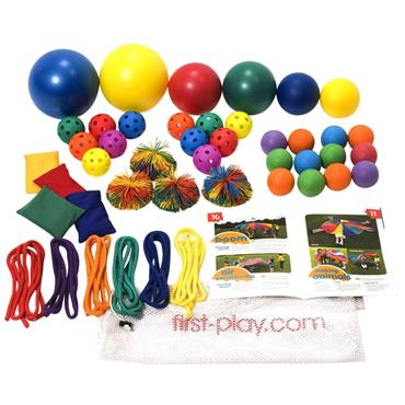 First-play Parachute Accessories Kit
