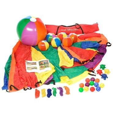 First-play Junior Parachute Resource Kit