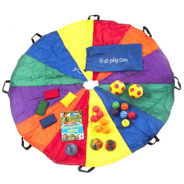 First-play Parachute Early Years Pack