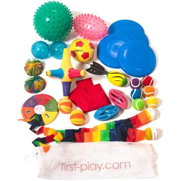 FIRST-PLAY® THROW AND CATCH PACK