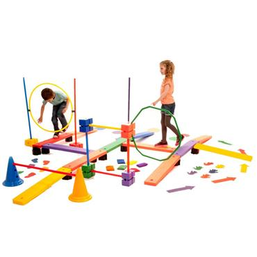 First-play Balance Activity Pack