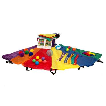 First-play Primary Parachute Playbox