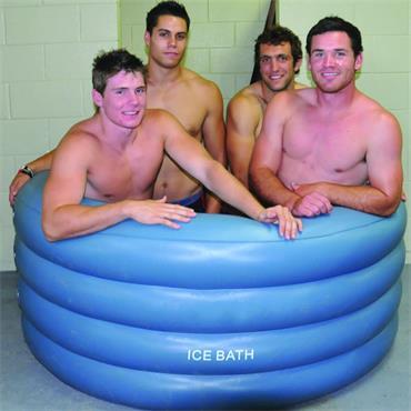 Inflatable Ice Bath
