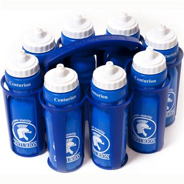 Centurion Plastic 8 Bottle (Carrier Only)