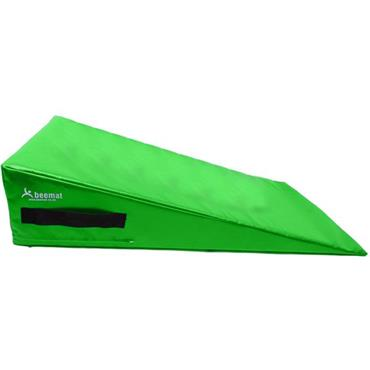 Beemat Gymnastic Mini Incline Wedge | Green