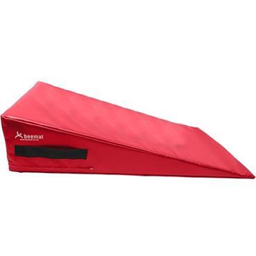 Beemat Gymnastic Mini Incline Wedge | Red