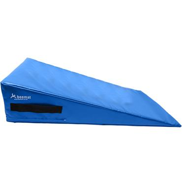 Beemat Gymnastic Mini Incline Wedge | Sky Blue