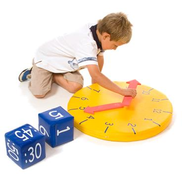 FIRST-PLAY® SOFTPLAY CLOCK