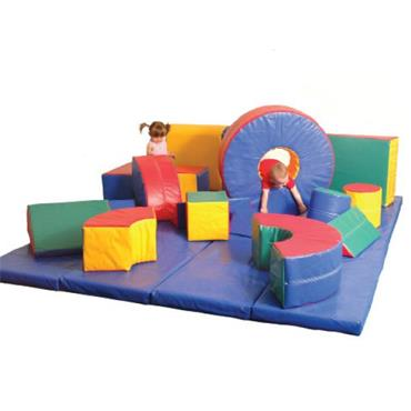 First-Play Giant Softplay Box
