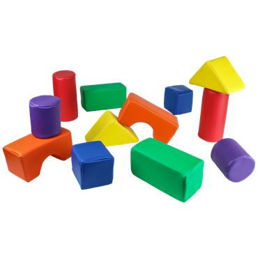 FIRST-PLAY® SOFTPLAY BUILDING SHAPES