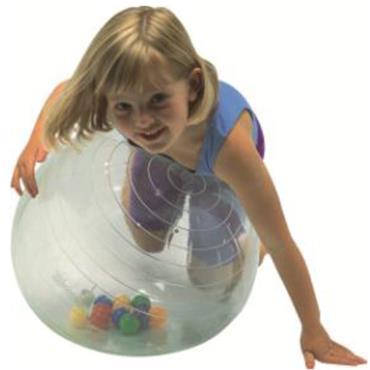 Tuftex Activity Ball